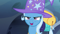 Thorax as Trixie --looking for somepony--- S6E26