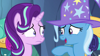 "Trixie ""listen to your best friend"" S6E26"