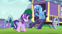 Trixie --what are friends for--- S6E6