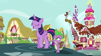 "Twilight ""Of course not"" S5E22"