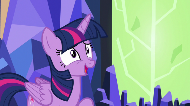 "File:Twilight Sparkle ""I had to talk to you"" S7E1.png"