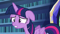Twilight Sparkle --but I am disappointed-- S6E21