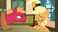 Young Applejack --it worked, didn't it--- S6E23
