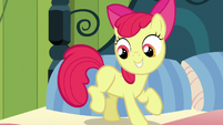 Apple Bloom blank flank for real S5E4