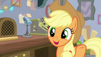 "Applejack ""sure were"" BGES3"