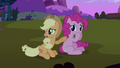 Applejack and Pinkie S2E03.png