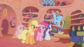 Applejack and the rest S01E07.png