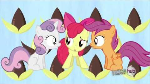 Babs Seed - MLP FiM - The CMC (song mp3 lyrics) real HD