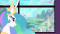 Celestia looking at aurora S3E2.png