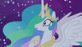 Celestia realizes she's talking to herself again S7E10.png