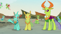 Changeling 2 -won't have to defend ourselves- S7E17