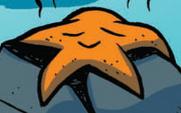 Comic issue 13 starfish