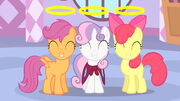 Cutie Mark Crusaders S1E17