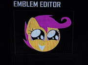 FANMADE Scootaloo Squee Black Ops 2 Emblem