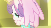 Flurry Heart tearfully looks back at Twilight S7E3