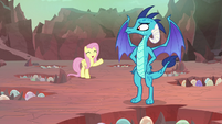 """Fluttershy """"I'm sure you're doing great"""" S9E9"""