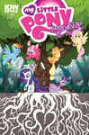 Friendship is Magic issue 27 cover B