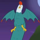 Gallo dragon