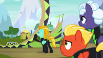 Lightning Dust -say hi to Spitfire for me!- S8E20