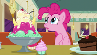 Pinkie --it wasn't the funnest party ever-- S6E9