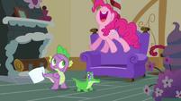 "Pinkie Pie ""ask me, ask me!"" S03E11"