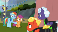 Rainbow -I really enjoyed your show- S8E20
