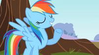 Rainbow Dash -I'm not mad- S2E07