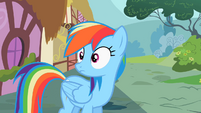 Rainbow Dash what was that S2E8