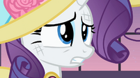 Rarity -I have to go to do the- S02E09