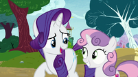 Rarity -this is a very long line- S7E6