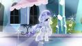 Rarity as Crystal Pony fantasy S3E1.png