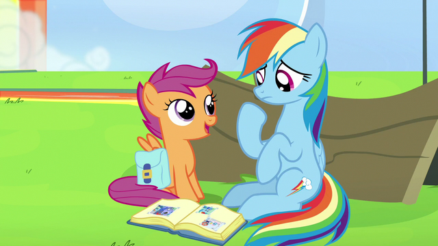 """File:Scootaloo """"confidence to believe in yourself"""" S7E7.png"""