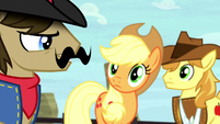 Sheriff Silverstar -ain't no doubt- S5E6