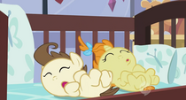 Sleeping Baby Cakes S2E13