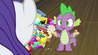 "Spike ""I'm not mad at you"" S9E19"