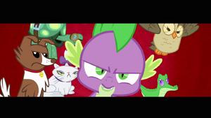 Spike e os mascotes T03E12