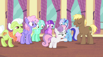 Sweetie -besides the dresses-!- S4E19