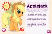 Teacher for a Day - Applejack's profile