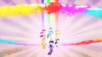 The main six unleash the power of friendship S2E02