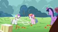 Twilight approaches Toola Roola and Coconut S7E14