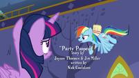 Twilight listens to Rainbow S5E11