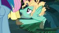 """Zephyr """"helped save Equestria, like, a dozen times"""" S6E11.png"""