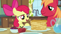 "Apple Bloom ""you have no idea"" S5E4"