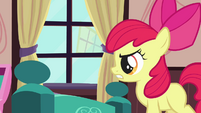 Apple Bloom 'We need' S3E4