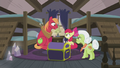 Apple Bloom and Big Mac surprised S5E20.png