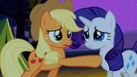 Applejack and Rarity S02E05