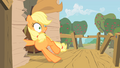 Applejack crashing down S1E18.png