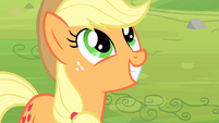 Applejack watching apples fall S4E07