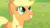 Applejack watching apples fall S4E07