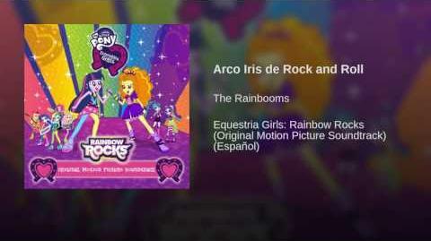 Arco Iris de Rock and Roll
